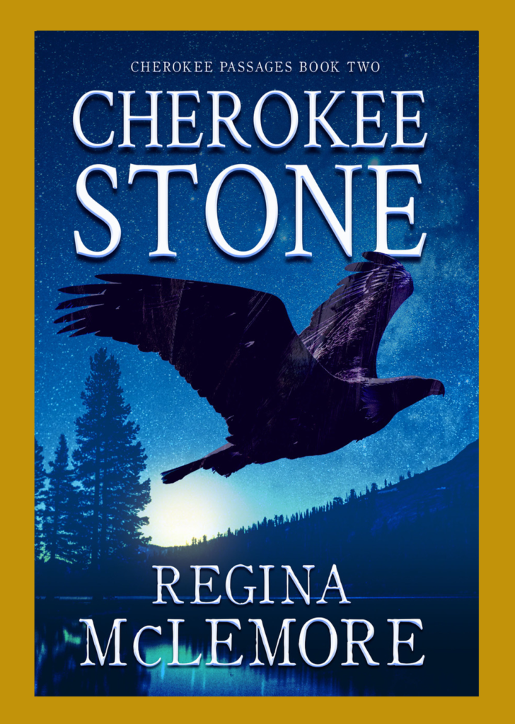 Cherokee Stone, continuing the story of Bluebird and her descendants, centers around her great-granddaughter, Amelia, and her struggles to cope with life at a mission school.